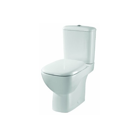 Twyford Moda Flushwise 4/2.6Litre Close Coupled WC Suite